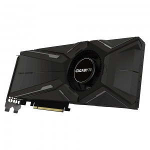 Placa video GIGABYTE NVIDIA GeForce RTX 2080 TURBO OC 8G, 8GB GDDR6, 256-bit, Core Clock: OC mode: 1785 MHz (Reference card: 1710 MHz), Memory Clock: 14000 MHz, 3x DP, 1x HDMI, USB Type-C, PCI Express1