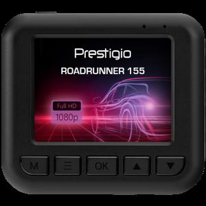 Prestigio RoadRunner 155, 2.0\'\' LCD (320x240) display, FHD 1920x1080@30fps, HD 1280x720@30fps, Jieli AC5601, 2 MP CMOS GC2053 image sensor, 2 MP camera, 140° Viewing Angle, Mini USB, 180 mAh, OVP, N3