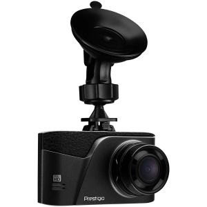 Prestigio RoadRunner 350, 3.0\'\' IPS (640x360) display, FHD 1920x1080@30fps, HD 1280x720@30fps, VGA 640x480@30fps, CPU GP6248, 1 MP CMOS H62 image sensor, 12 MP camera, 120° Viewing Angle, Mini USB, 2