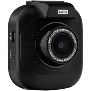 Prestigio RoadRunner 415GPS, 2.0\'\' LCD (960x240) display, FHD 1920x1080@30fps, HD 1280x720@30fps, GP5168 processor, 2 MP CMOS GC2023 image sensor, 2 MP camera, 140° View Angle, GPS, POI database, Mo2