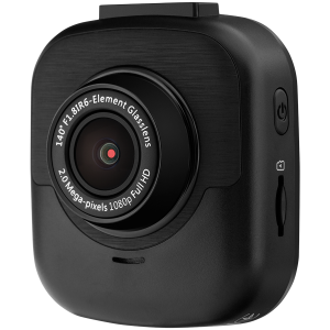 Prestigio RoadRunner 425, 2.0\'\' LCD (960x240) display, FHD 1920x1080@30fps, HD 1280x720@30fps, GP5168, 2.0 MP CMOS GC2023 image sensor, 2 MP camera, 140° Viewing Angle, 340 mAh, OVP, NTC, Motion Det1