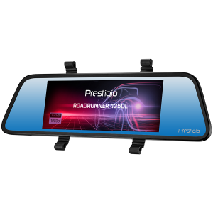 Prestigio RoadRunner 435DL, 6.86\'\' (1280x480) touch display, Dual camera: front - FHD 1920x1080@30fps, HD 1280x720@30fps, rear - VGA 640x480@30fps, SSC8336, 2 MP CMOS GC2063 image sensor, 12 MP came2