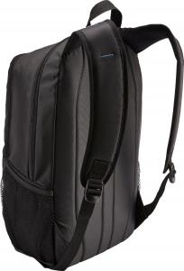 """RUCSAC CASE LOGIC notebook 15.6"""", poliester, 2 compartimente, buzunar interior tableta, buzunar frontal, 2 buzunare laterale, black """"WMBP115K""""/5323306"""