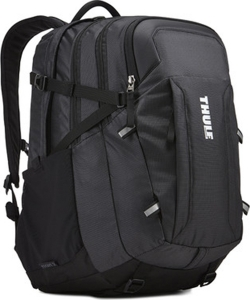 "RUCSAC THULE notebook 15.6"", nylon, 3 compartimente, buzunar interior tableta, 1 buzunar frontal, 2 buzunare laterale, 27 litri, black, ""EnRoute Escort 2"" ""TEED217K""/3202887 [4]"