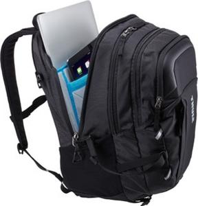 "RUCSAC THULE notebook 15.6"", nylon, 3 compartimente, buzunar interior tableta, 1 buzunar frontal, 2 buzunare laterale, 27 litri, black, ""EnRoute Escort 2"" ""TEED217K""/3202887 [3]"