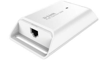 "SPLITTER PoE+ D-LINK 1 port Gigabit, compatibil IEEE 802.3at, \\""DPE-301GS\\""(include timbru verde 1.5 lei) [1]"