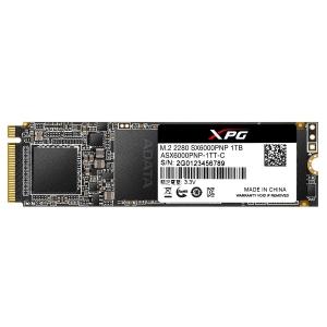 """SSD ADATA M.2 PCIe 1TGB, Gen3 x4, XPG SX6000 Pro 3D TLC NAND, R/W up to 2100/1500MB """"ASX6000PNP-1TT-C""""0"""