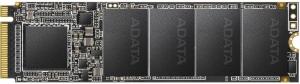 """SSD ADATA M.2 PCIe 512GB, Gen3 x4, XPG  SX6000 Lite 3D TLC NAND, R/W up to 1800/1200MB """"ASX6000LNP-512GT-C""""0"""