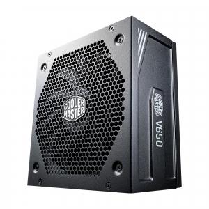 "SURSA COOLER MASTER  650W (real), V650 Gold V2, silent FDB fan 135mm, 80 Plus Gold, 4x PCI-E (6+2), 8x S-ATA, modulara ""MPY-650V-AFBAG-EU""0"