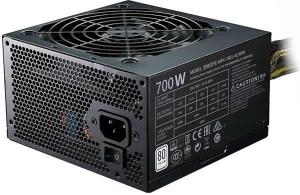 "SURSA COOLER MASTER  MasterWatt Lite, 700W (real), silent HDB fan 120mm, 85% eficienta, 4x PCI-E (6+2), 6x S-ATA ""MPX-7001-ACABW-EU""0"