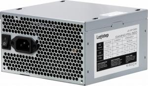 "SURSA LogiStep 500, 300W pt. 500W desktop PC, Gaming PSU 500, 120mm fan, 1x PCI-E (6), 4x S-ATA ""LS-GP-450""2"
