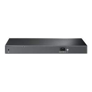 SWITCH TP-LINK  16 porturi Gigabit, 16 x POE 192W total power, 2 x SFP, carcasa metal, \'\'TL-SG1218MPE\'\' (include timbru verde 1 leu)2