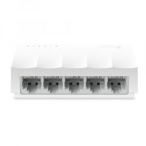 """SWITCH TP-LINK  5 porturi 10/100 Mbps LiteWave, fanless,""""LS1005"""" (include timbru verde 1 leu)0"""