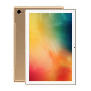 "Tableta Blackview TAB 8  Gold, 10.1"" IPS, FullHD, Octa-Core, 4GB RAM, 64GB, 4G, Dual Sim, 6580mAh, Camera 13MP, Face ID"