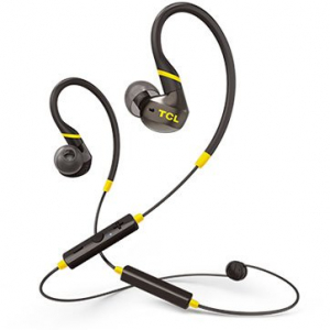 TCL In-ear Bluetooth Sport Headset, IPX4, Frequency of response: 10-22K, Sensitivity: 100 dB, Driver Size: 8.6mm, Impedence: 16 Ohm, Acoustic system: closed, Max power input: 20mW, Bluetooth (BT 5.0) 0