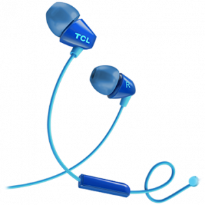 TCL In-ear Wired Headset ,Frequency of response: 10-22K, Sensitivity: 105 dB, Driver Size: 8.6mm, Impedence: 16 Ohm, Acoustic system: closed, Max power input: 20mW, Connectivity type: 3.5mm jack, Colo0