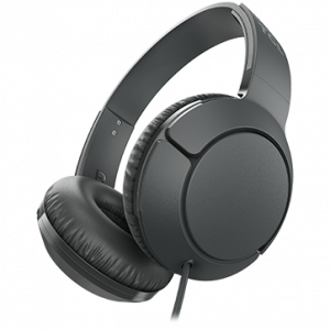 TCL On-Ear Wired Headset, Strong BASS, flat fold, Frequency of response: 10-22K, Sensitivity: 102 dB, Driver Size: 32mm, Impedence: 32 Ohm, Acoustic system: closed, Max power input: 30mW, Connectivity0