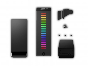 "VGA card holder DeepCool cu iluminare RGB ""GH-01 A-RGB"" [2]"
