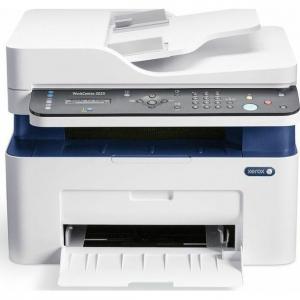 Multifunctional laser mono Workcentre 3025, Print/ Copy/ Scan/ Fax, Viteza: 20 ppm, Rezolutie: 600X600 dpi, Procesor 600 MHz, Memorie 128 MB, Limbaje de printare: GDI, Interfata: USB, Ethernet, Wirele3