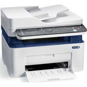 Multifunctional laser mono Workcentre 3025, Print/ Copy/ Scan/ Fax, Viteza: 20 ppm, Rezolutie: 600X600 dpi, Procesor 600 MHz, Memorie 128 MB, Limbaje de printare: GDI, Interfata: USB, Ethernet, Wirele5
