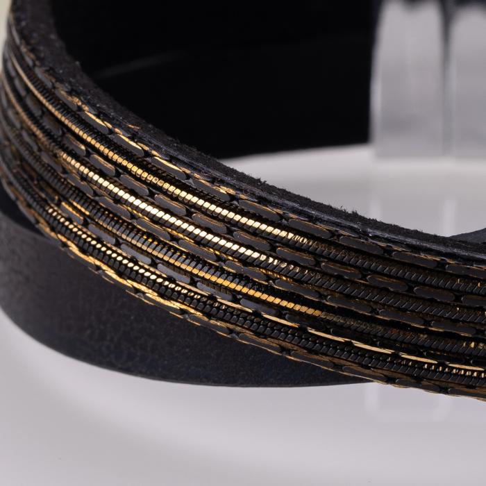Bratara magnetica multisnur neagra [1]