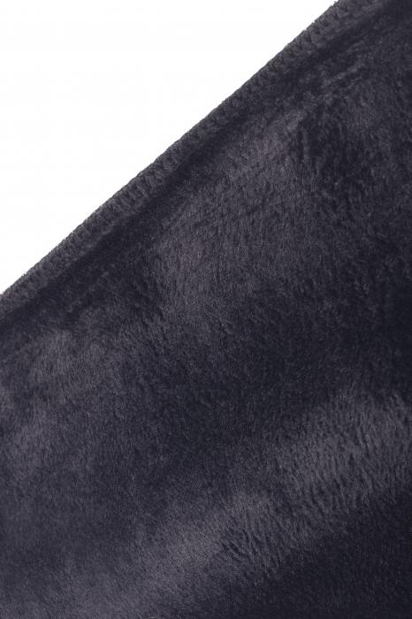 Colanti negri imblaniti la interior, din piele ecologica [3]