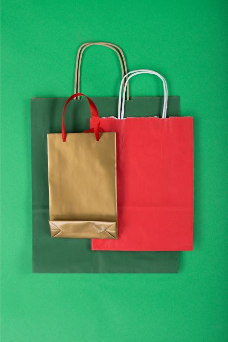 Pachet cadou geanta si curea din piele naturala, manusi -1 1
