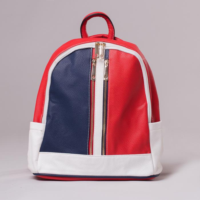 Rucsac 2 in 1 in culorile drapelului Franta 0