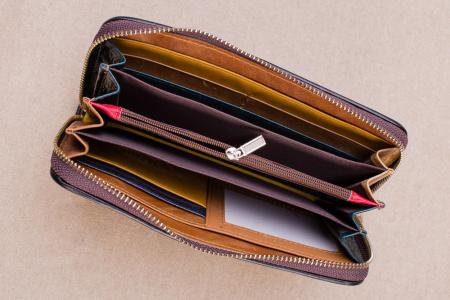 Pachet cadou portofel, esarfa si manusi -34