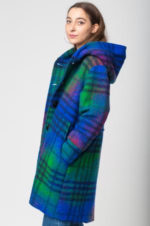Palton captusit lana ecosez predominant albastru2