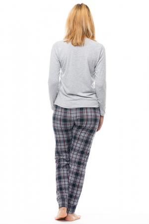 Pijama din bumbac doua piese `familie pinguini` [2]