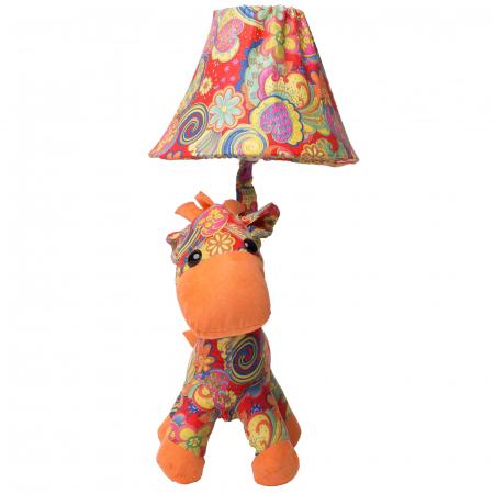 Veioza multicolora vesela girafa [0]
