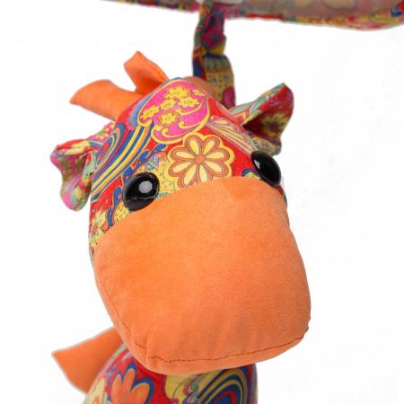 Veioza multicolora vesela girafa [1]