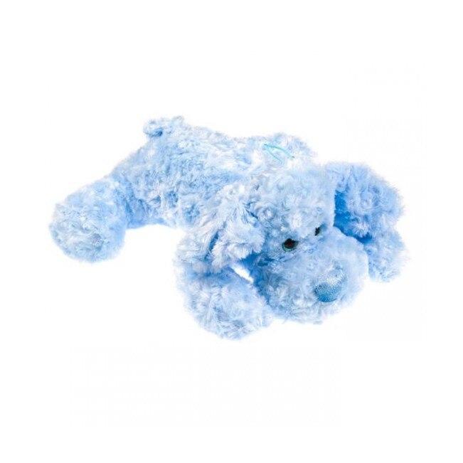 Caine de plus,albastru,38cm [0]