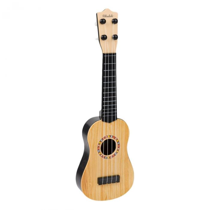 Chitara ukulele pentru bebelusi, Lioness, 12.5 x 41.5 x 4 cm [0]
