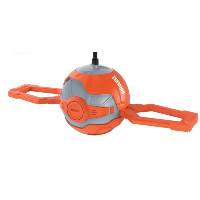 Elicopter mini portocaliu cu infrarosii, Lioness, 16 x 6 x 21 cm [2]