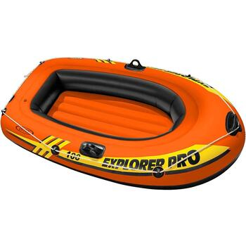 Intex Barca Gonflabila Copii 1 Persoana Explorer Pro 100 137 x 85 x 23 cm [2]