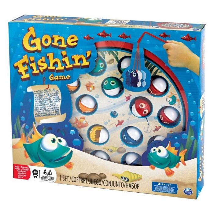 Joc de pescuit interactiv pentru copii - Hai la pescuit Nebunici [1]