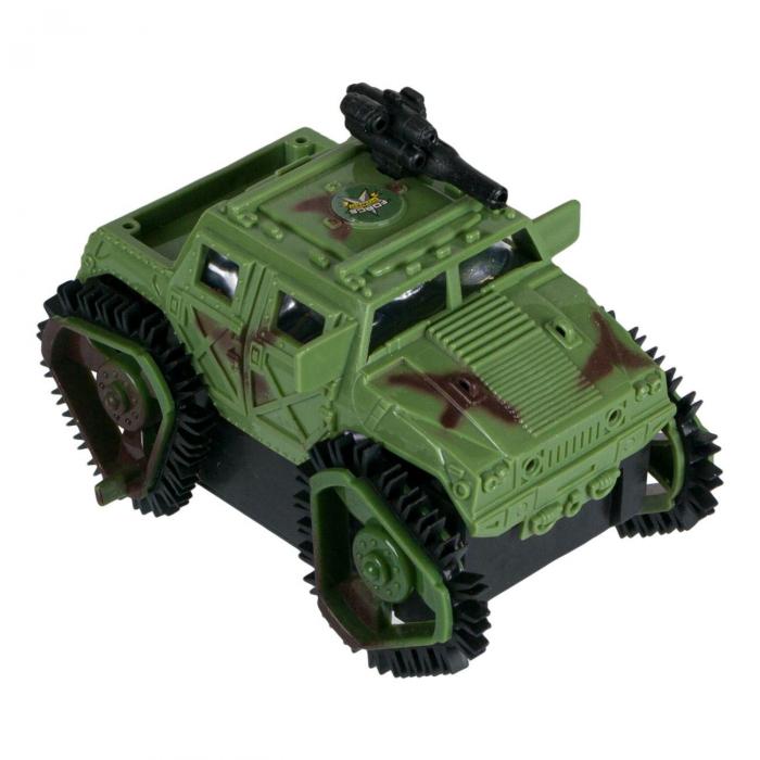 Masina militara cu senile, Lioness, 11 x 8 x 9 cm [0]