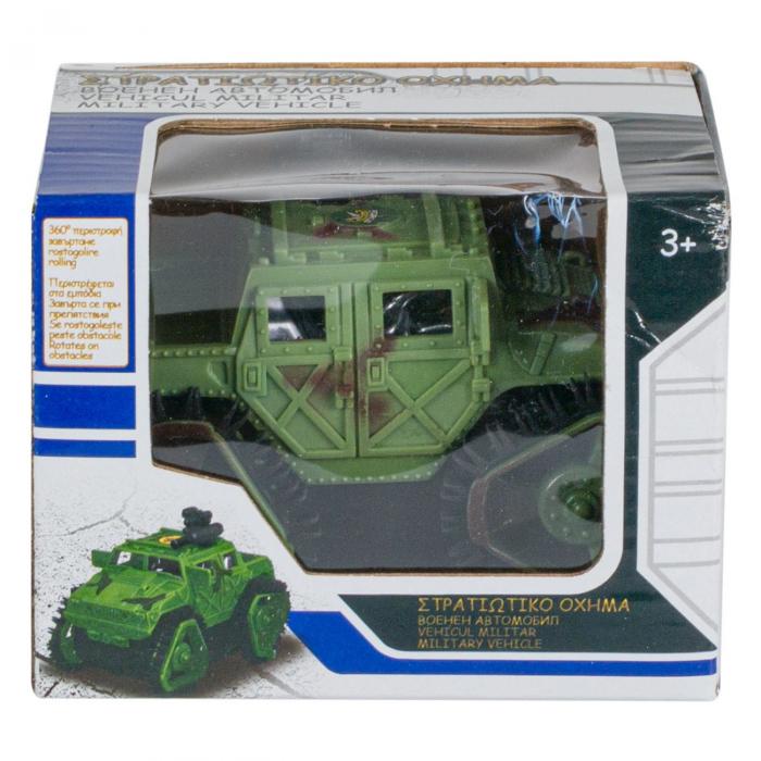Masina militara cu senile, Lioness, 11 x 8 x 9 cm [3]