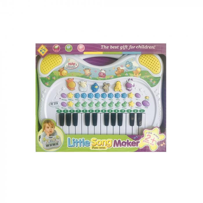 Orga electronica Little Song Maker cu 24 clape [0]