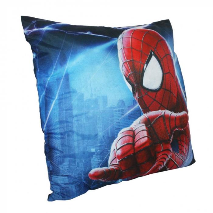 Perna decor Disney Spiderman 40x40 cm [0]