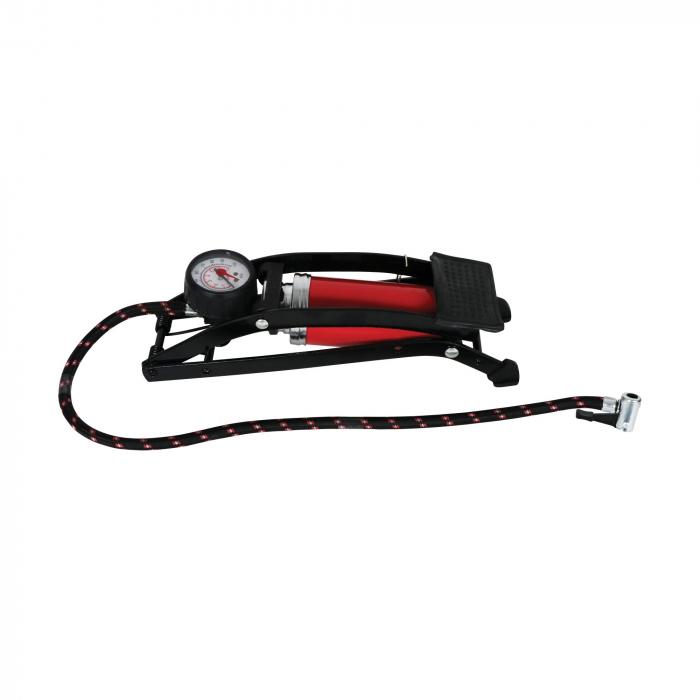 Pompa aer de picior cu un cilindru Carpoint [0]