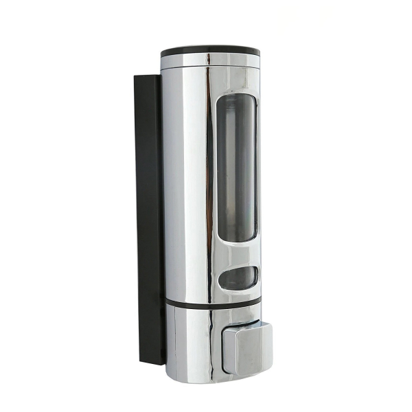 Dispenser sapun lichid, dezinfectant, ABS , 400 ml , Argintiu [2]