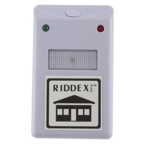 Aparat antidaunatori Riddex Plus Gaia , util pentru suprafete de 100 metri patrati , functie cu ultrasunete, Indeparteaza insectele , animalele mici [2]
