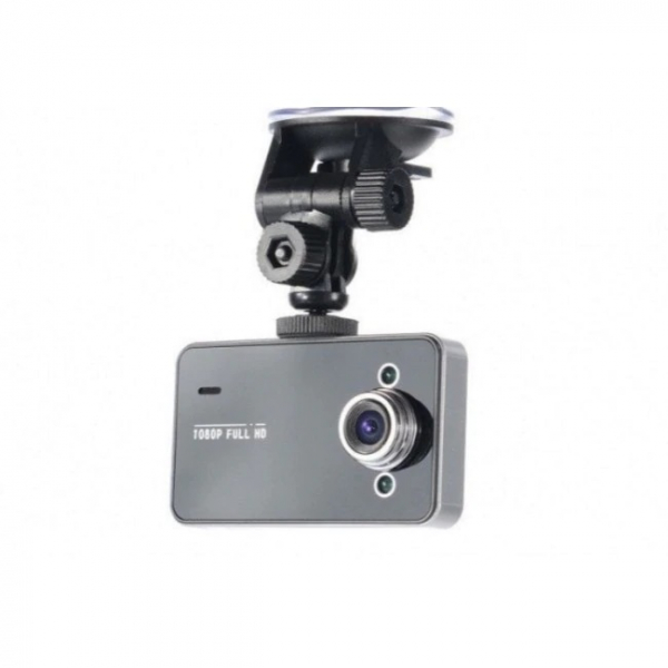 Camera Auto HD Blackbox K-6200, 1080p, 2.4 Inch Display, 2 Led-uri pentru Night Vision [3]