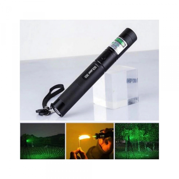 Laser 3D Verde Profesional, cu 3 Tipuri Fascicul, Zoom si Raza De Pana La 10km [3]