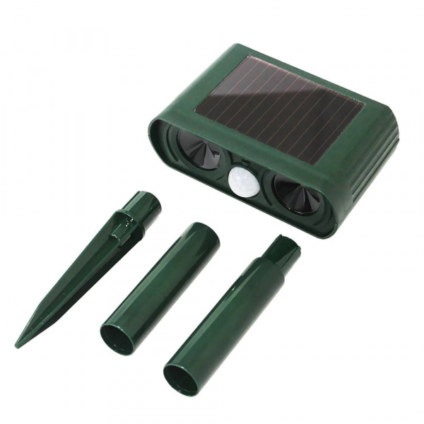 Dispozitiv solar de alarma anti-animale Timeless Tools [3]