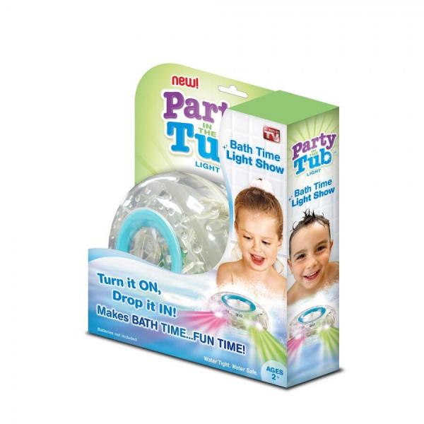Jucarie pentru baie Party Tub [0]