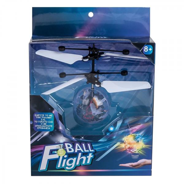Mini elicopter se ridica pana la 5 m si se controleaza cu palma, + 8 ani , ATS [1]